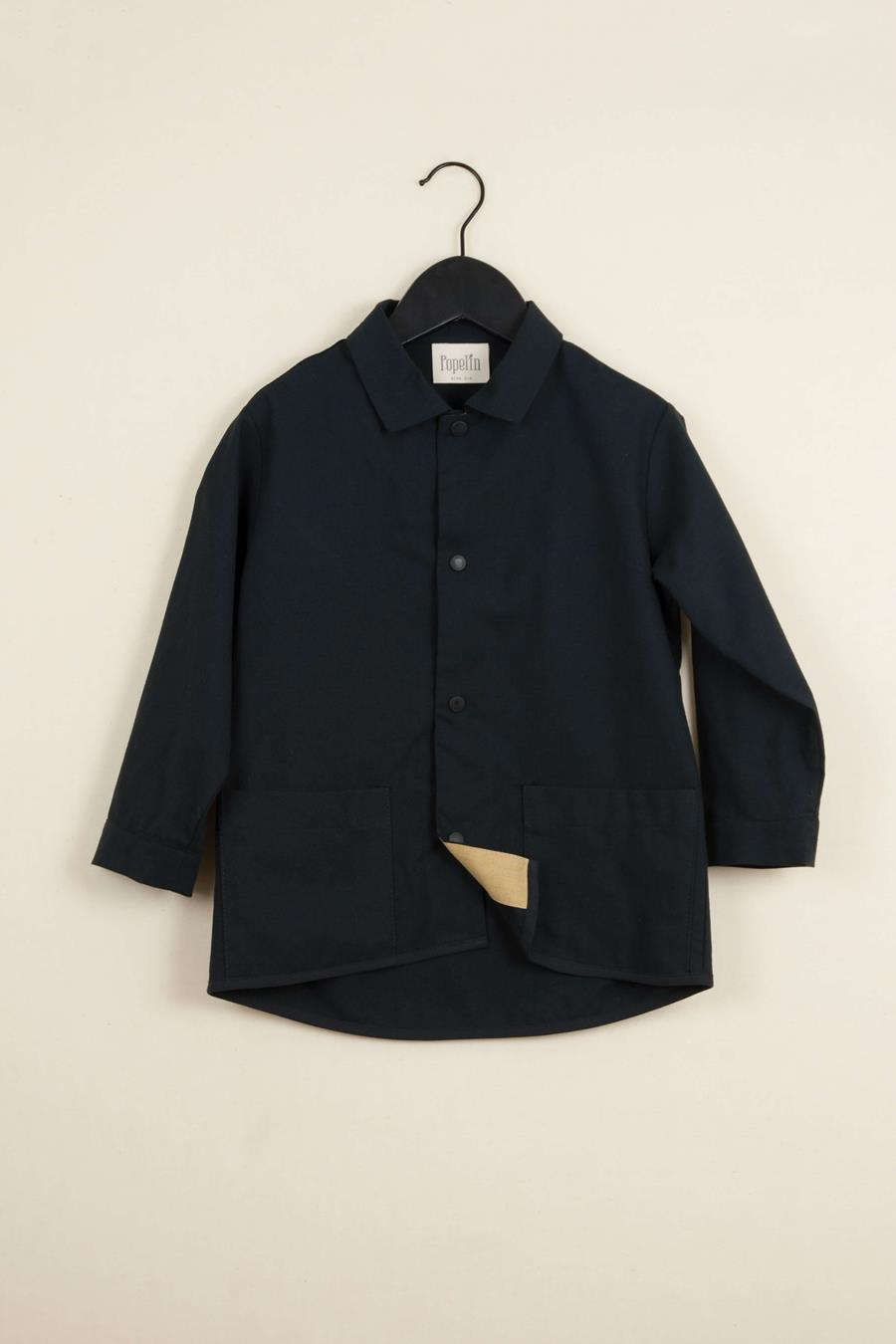 Mod.13.5 Black shirt with pockets | AW19.20.Mod.13.5 Black shirt with pockets